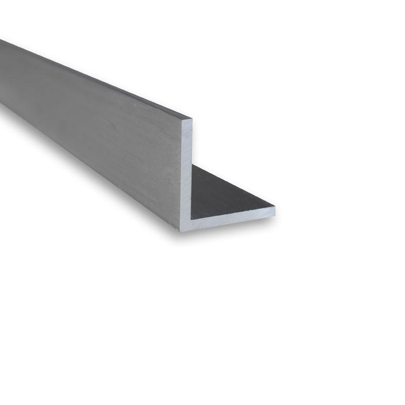 Cornière L égale 20x20x2 Aluminium 6060 (AGS)