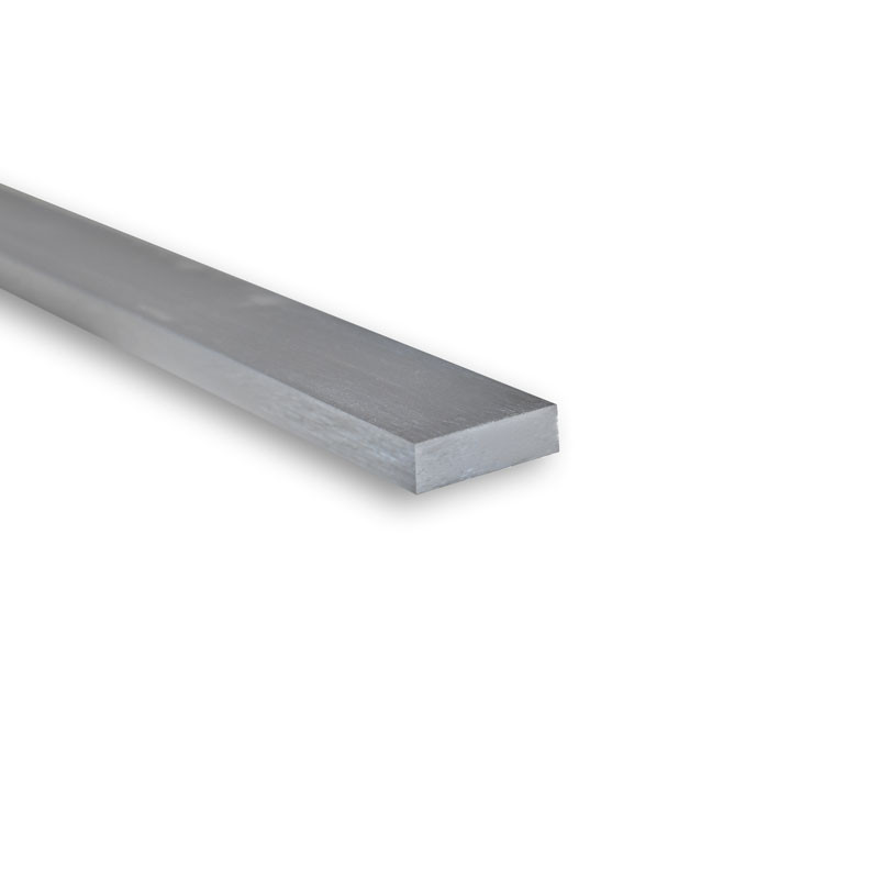 Profilé Méplat / Plat 25x2 Aluminium 6060 (AGS)