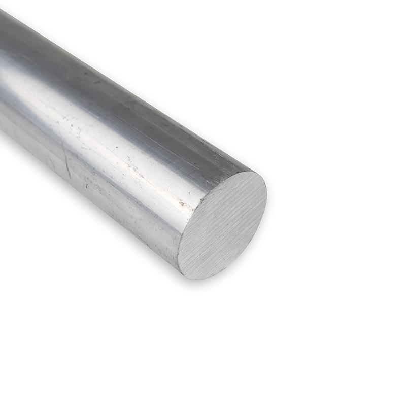 Diamètre ⌀25 Aluminium 7075 (Fortal) Rond en Barre / Tige