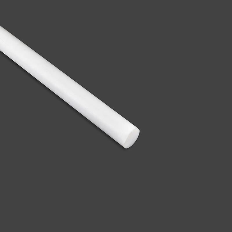 Diamètre ⌀100 PTFE (Teflon) Rond en Barre / Tige