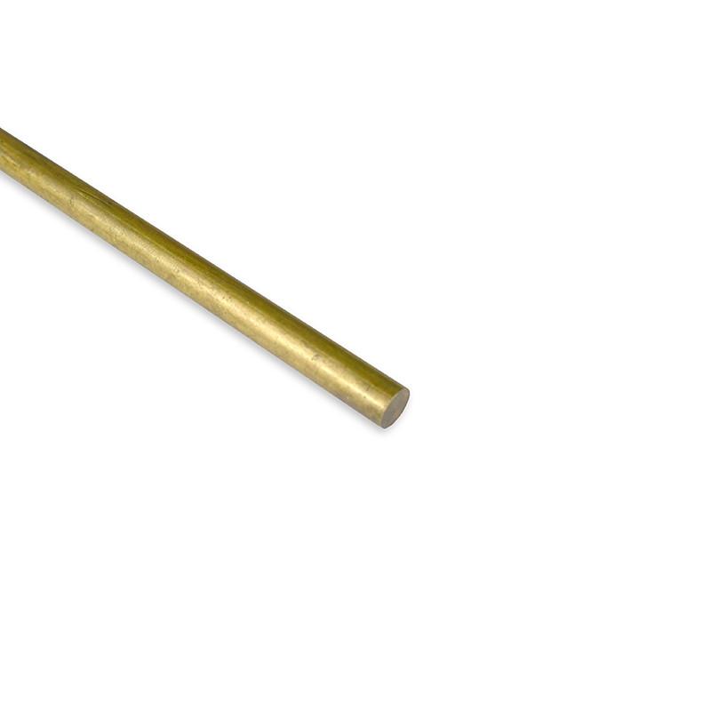 Diamètre ⌀15 Laiton Rond en Barre / Tige